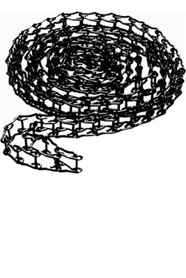 Manfrotto Expan Metal Chain 3.5 m Black